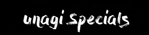 unagi specials